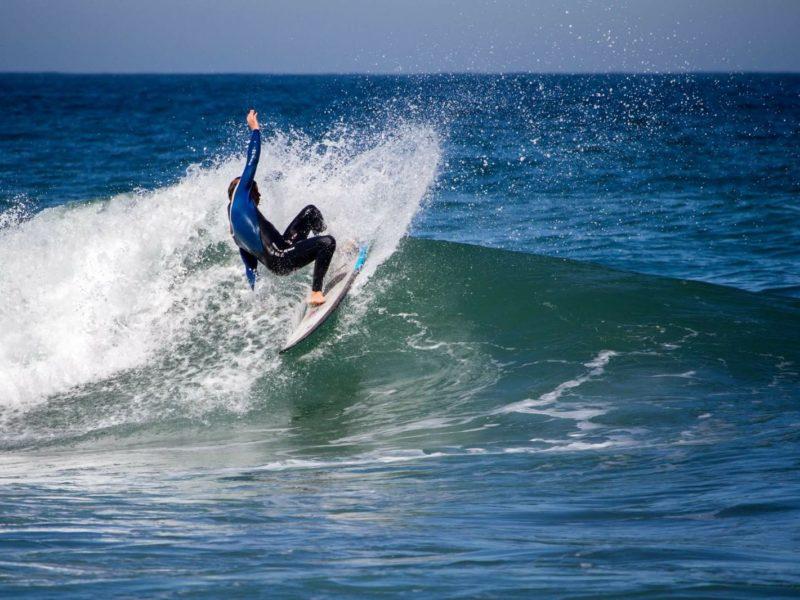 Mario Laureano backYARD ericeira local surfer