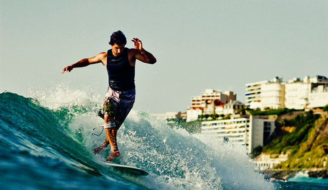 Doctors in Biarritz Are Prescribing Surfing to Patients Instead of Medication by Alexander Haro