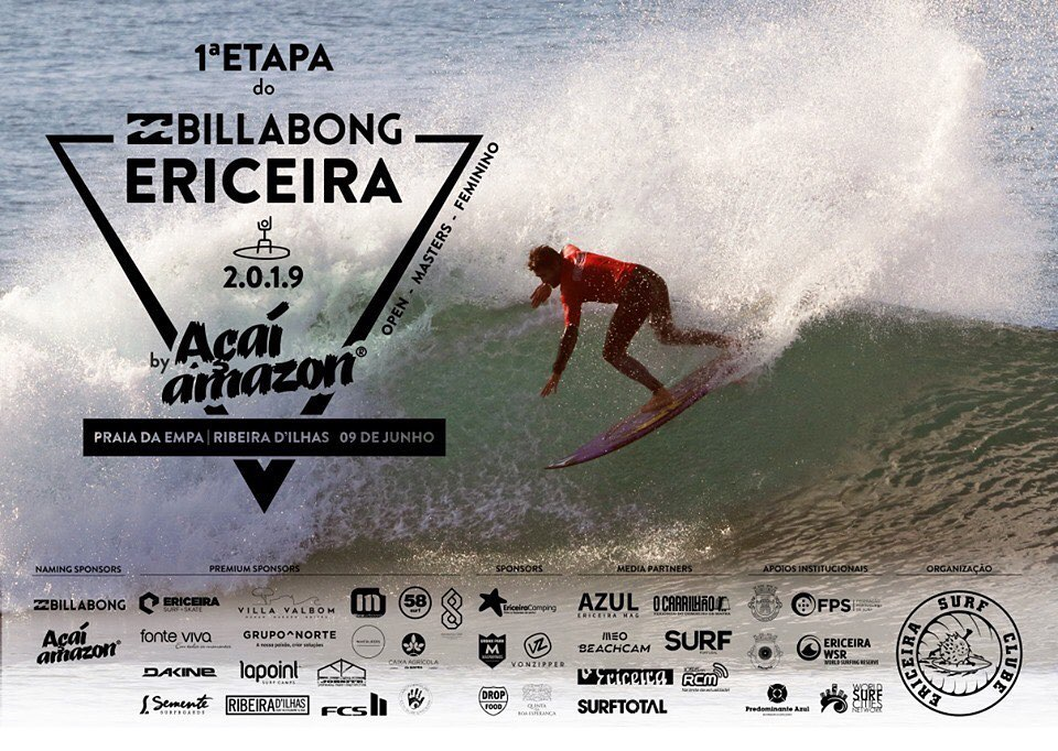 1st Tour Stage Ericeira Billabong 2019