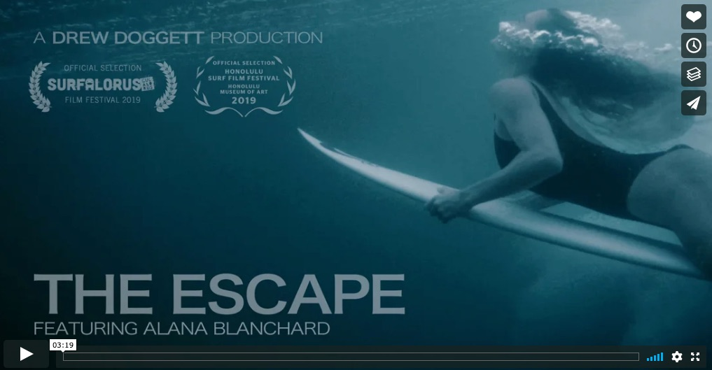 The Escape: Featuring Alana Blanchard