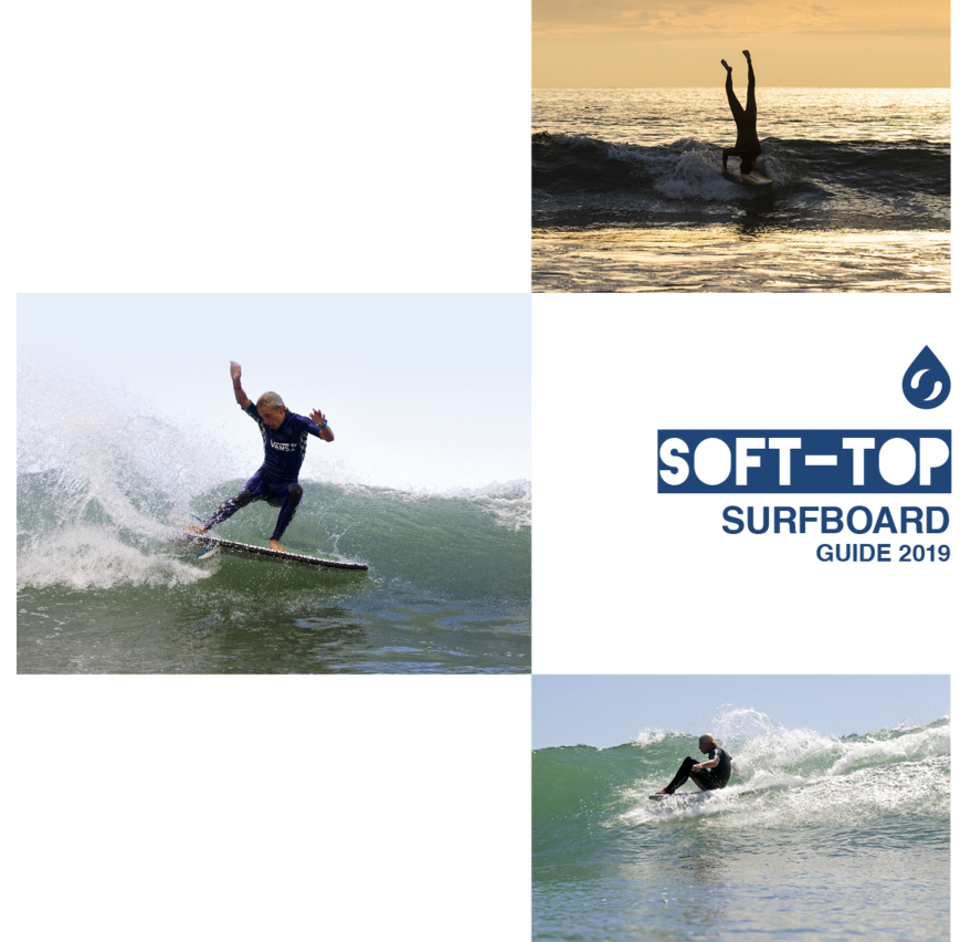 Soft Top Surfboard Guide 2019