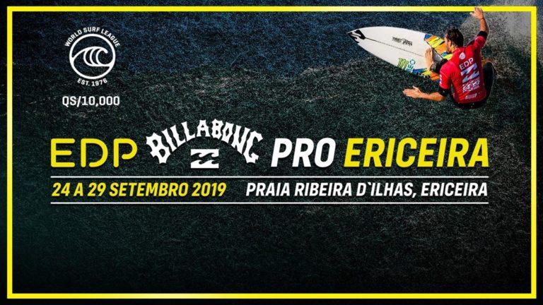 EDP Billabong Pro Ericeira 2019