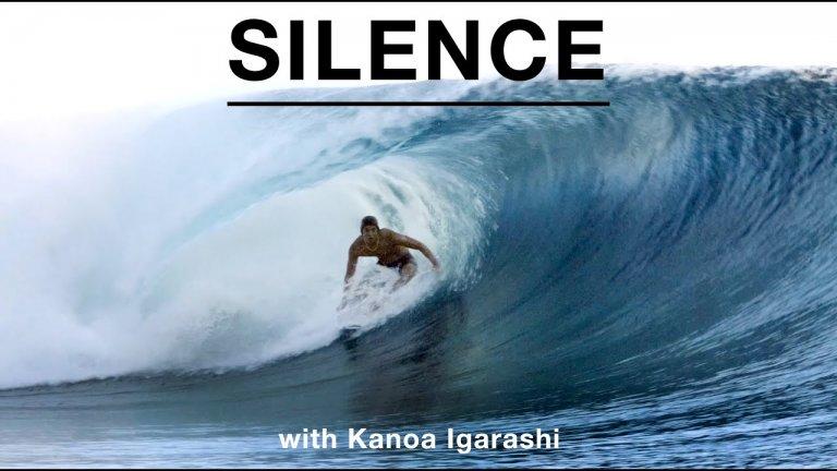 Silence by Kanoa Igarashi