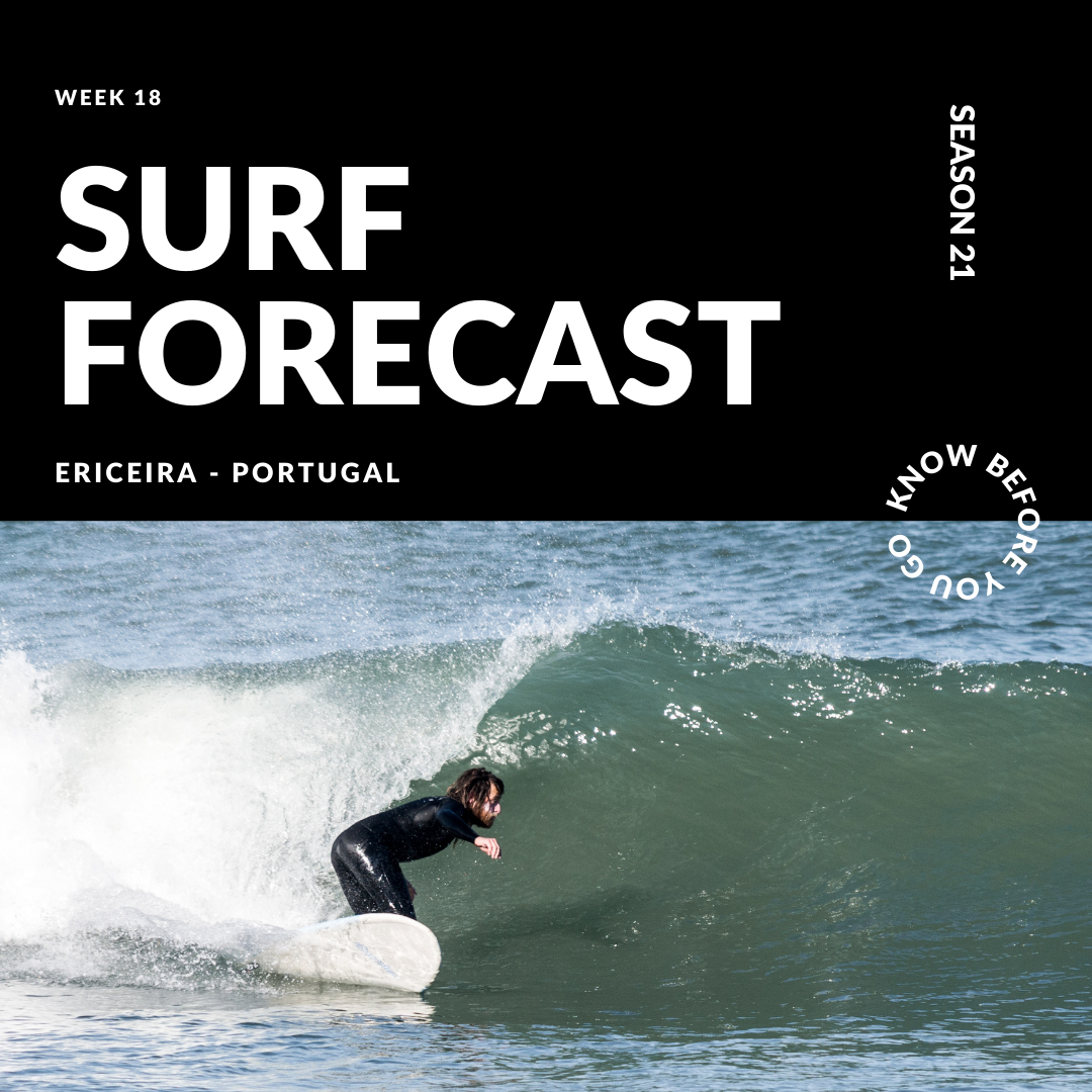 Ericeira Surf Forecast: Week 18 – Season 2021